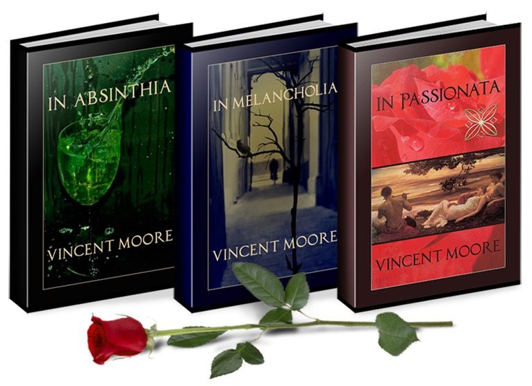 Vincent Moore Poetry Books